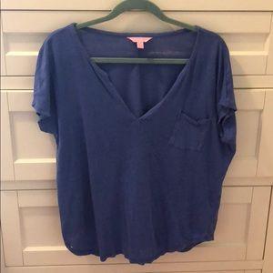 Lilly Pulitzer Linen shirt